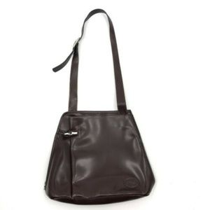 Longchamp One Shoulder Crossbody Messenger Bag